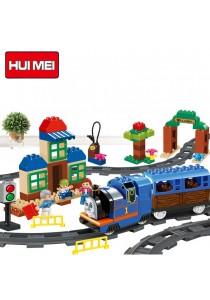 Hui Mei HM318-1 Thomas Train Series Building Bricks (103pcs)