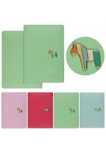 MultiPurpose Korean Design Travel Pony Passport Case Holder B3401