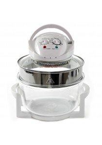 Convection Halogen Oven 12L with Extension Ring