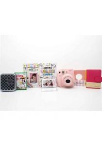 [Christmas Gift Set] Fujifilm Instax Mini 8 Gift Set Harajuku Combo Kit (Original Malaysia Warranty)