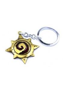 Hearthstone Symbol Key Chain