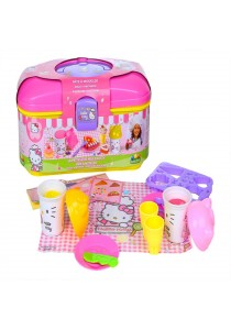 Hello Kitty Pastry-Making Modelling Clay Set