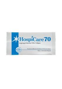 HospiCare 70 (IPA 70%) Achohol Wipes X 40pcs