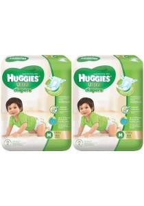 Huggies Ultra Diapers Tape (2 Packs)