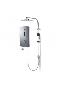Alpha IM-9E Plus R/S Misty Silver Rain Shower ELSD A. Test Misty Silver