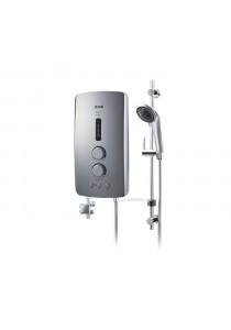 Alpha IM-9I Misty Silver Home Shower ELSD A. Test Dc Pump Misty Silver