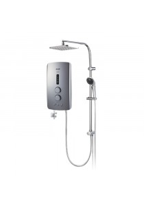 Alpha IM-9I Plus R/S Misty Silver Rain Shower ELSD A. Test Dc Pump Misty Silver