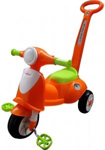 Sweet Heart Paris TC223W Children Tricycle (Orange)