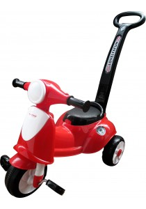 Sweet Heart Paris TC223W Children Tricycle (Red)
