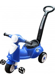Sweet Heart Paris TC223W Children Tricycle (Blue)