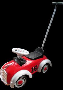 Sweet Heart Paris TL610W Ride on Car (Red)