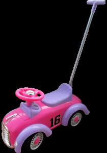 Sweet Heart Paris TL610W Ride on Car (Pink)
