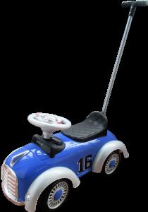 Sweet Heart Paris TL610W Ride on Car (Blue)