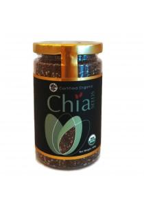 Country Farm Certified Organic Chia Seeds 300g (Gluten Free)