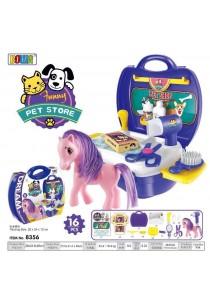 Bowa Kids Role Play Set (Pet Pony)