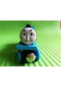 Magnetic Wood Train - Gordan Blue
