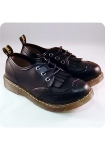 PU Leather Boots 0M162BLK