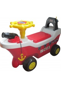 Sweet Heart Paris TL606 Ride on Car (Red)