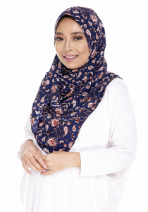 LailaFharinaRTW Printed Shawl | NAbs