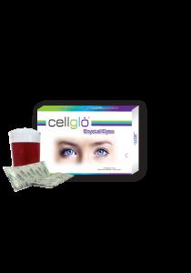 Value Pack Cellglo Crystal Eyes Halal (2 Box x 20 sachet)