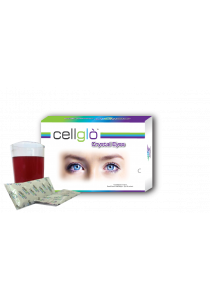 Cellglo Crystal Eyes Revolution Formulated in France (20 Sachets/Box)