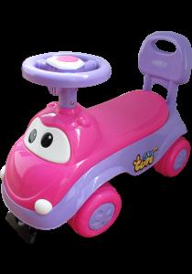 Sweet Heart Paris TL612B Ride On Car (Pink)