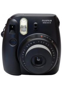 Fujifilm Instax Mini 8 Camera (Black) (1 Year Original Malaysia Warranty)