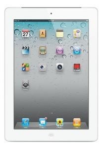 Apple iPad 2 Tablet 16GB WiFi (White) [Original Factory Refurbished]