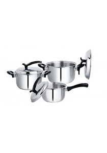 ZEBRA 6pcs Cookware Set (IREST II)