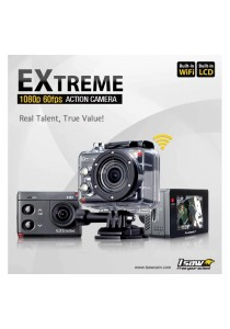 Isaw A3 Extreme Action Camera 12MP