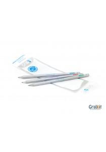 Grabbit Impression 2B Pencil X 60pcs