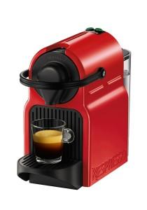 Nespresso Inissia (Red)