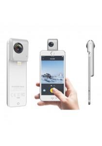 Insta360 Nano 360 degree Dual lens VR Video Camera for iPhone 7 / 7P / 6S / 6SP / 6 / 6P