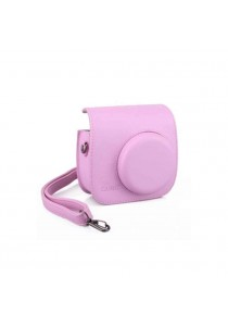 Fujifilm Instant Camera 8 Leather Case Pink