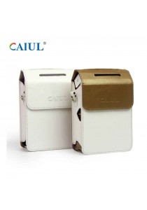 FUJIFILM INSTAX SHARE SP-2 Leather Case (Gold)