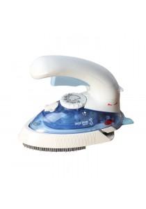 RiiNO Mini Iron Garment Steamer 2-in-1 Portable 180° Rotate Turn Handle
