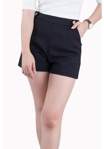 High Waist Shorts JA01006ABK1