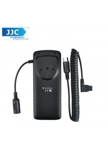 JJC BP-CA1 External Flash Battery Pack For Canon 580EX 600-RT Yongnuo 560 600 (CP-E4)