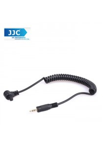 JJC Cable-A Cord Shutter Cable for Canon EOS 5DS R 5DS 1DC 6D 7D 50D 5D Mark II III Camera