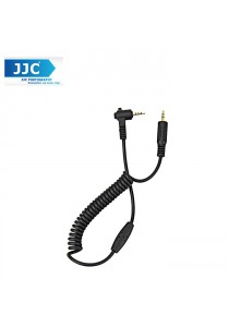 JJC Cable-D Remote Control Cable for Panasonic DMC-GH4 DMC-GX7 DMC-GH3 DMC- FZ200 DMC- FZ150 (DMW-RSL1)