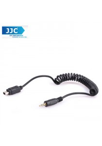 JJC Cable-J Remote Control Cable for Olympus E-M5 E-P1 E-P2 E-PL2 E-P3 E-PL3 E-PM1 (RM-UC1)