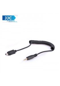 JJC Cable-M Cord Shutter Cable for Nikon D7200 D5300 D5500 D3200 D600 D90 Camera (MC-DC2)