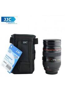 JJC DLP3 Weather-resistant Nylon Deluxe Pouch Lens Case For DSLR Lens (160mm) DLP-3