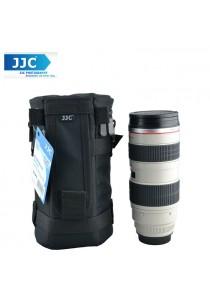 JJC DLP6 XL Weather-resistant Nylon Deluxe Pouch Lens Case for DSLR Lens (235mm) DLP-6