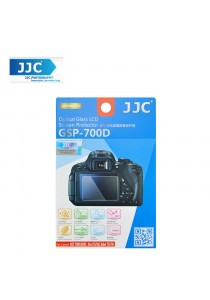 JJC GSP-700D Tempered Optical Glass Camera Screen Protector 9H For Canon EOS 700D ,550D, 600D, 650D
