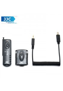 JJC JM-F2(II) RF Wireless Remote Control for Sony a7 , a6000 , a7s , a7r Camera DSLR (30meter)