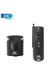 JJC JM-F(II) RF Wireless Remote Control for Sony A99, A77, A57 Camera DSLR (30meter)