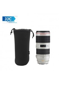 JJC JN-25 Protective Water-Resistant Pouch Bag for Zoom Lens (115 X 300mm) JN25