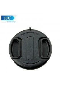 JJC LC-77 Universal 77mm Lens Cap Cover for Canon Nikon Sony Fujifilm Camera
