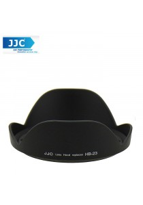 JJC LH-23 Lens Hood for Nikon AF-S DX 10-24mm f3.5-4.5G Lens (HB-23)